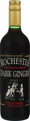 ROCHESTER Dark Ginger imbierinis vynas (be alkoholio), 725ml