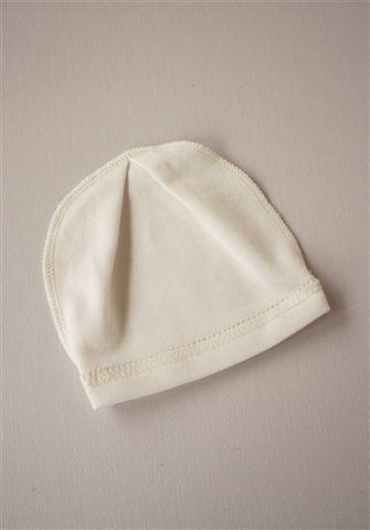 100% medvilninė kepuraitė NEIŠNEŠIOTUKAMS, 30 – 32 cm, Korlėja (KR-118)