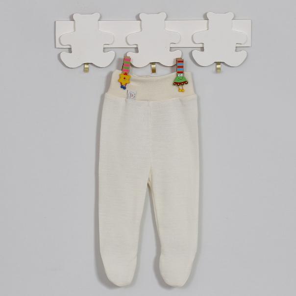 100% MERINO VILNOS kelnytės kūdikiams, 62 cm, Vilaurita (464)
