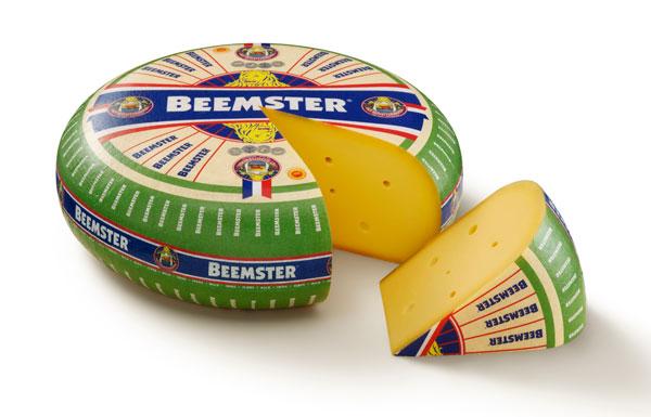 Olandiškas sūris BEEMSTER Mild