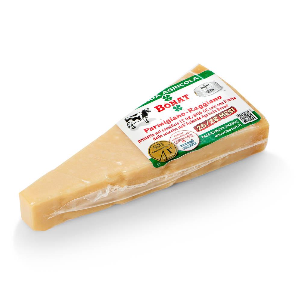 Sūris BONAT Parmigiano Reggiano, 322g