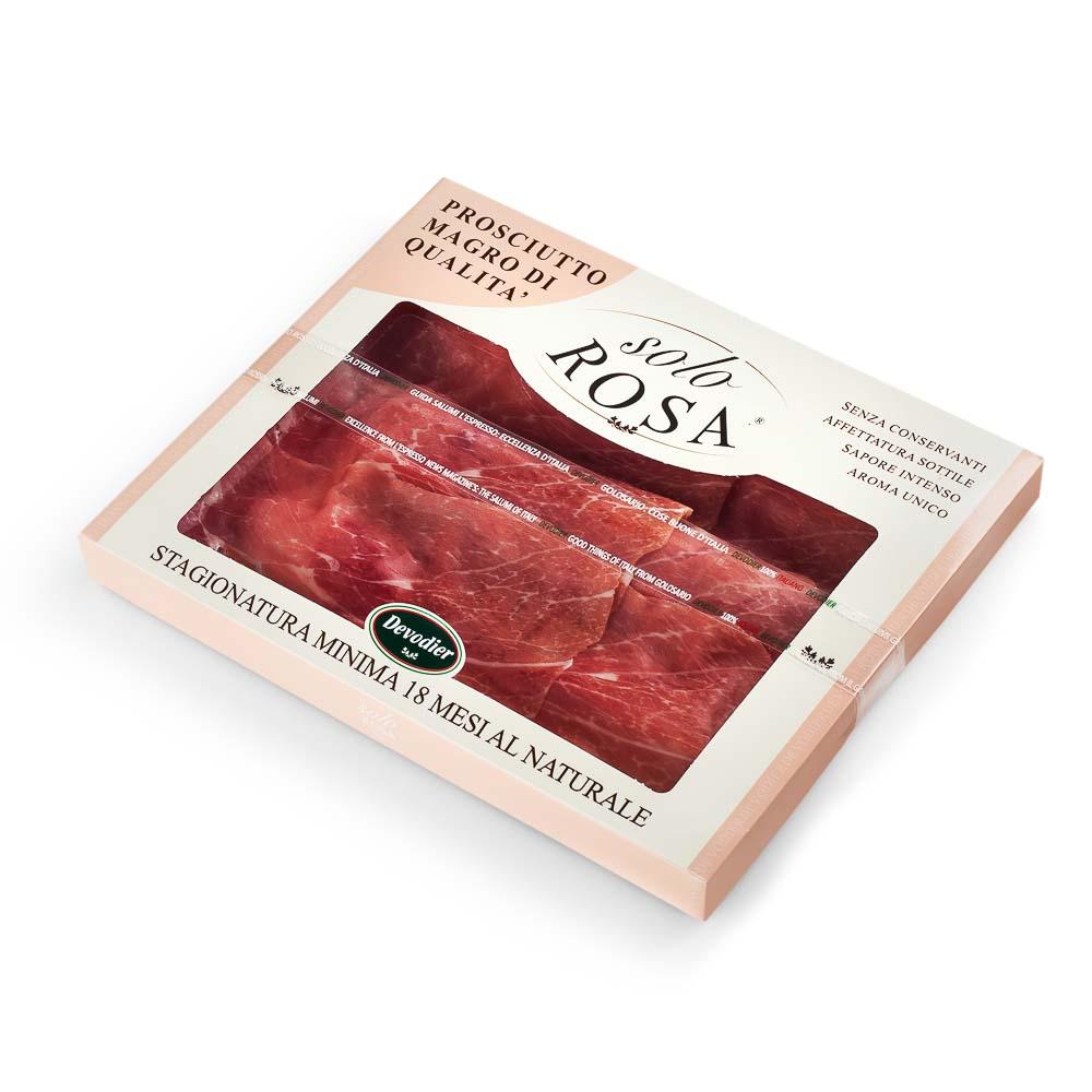 Kiaulienos kumpis DEVODIER Rosa, 80g