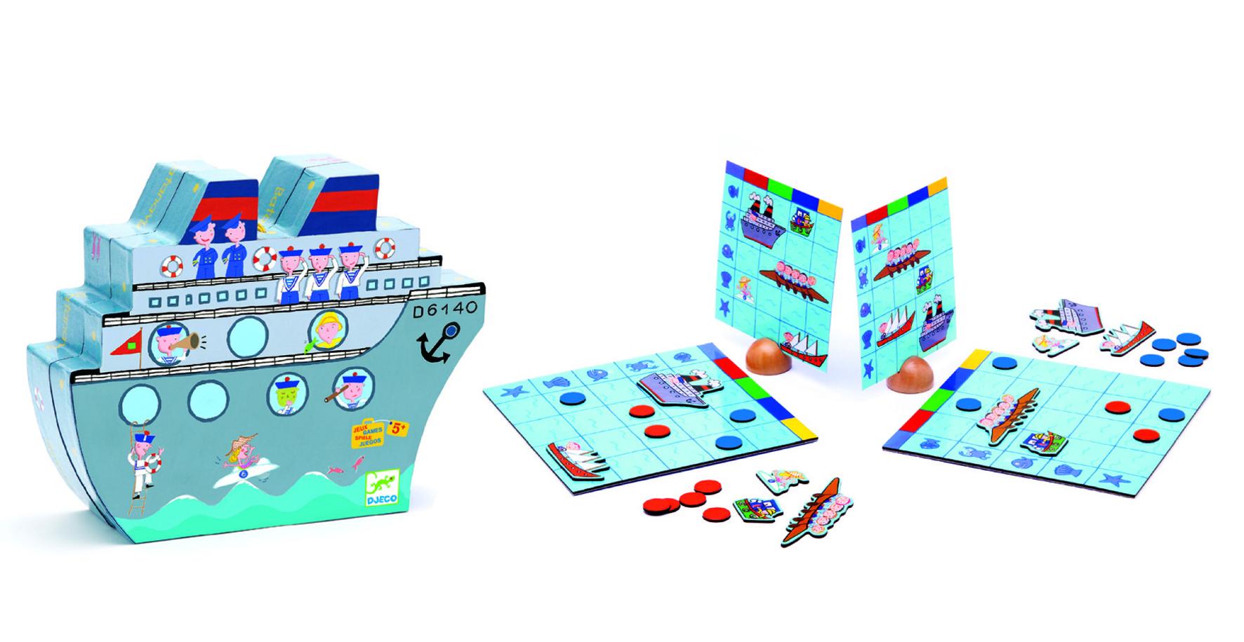Stalo žaidimas Taktika DJECO vaikams nuo 5 metų (DJ05270)