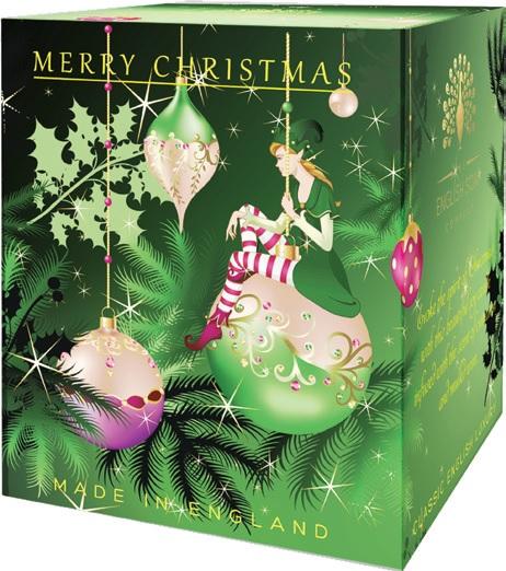 Žvakė dovanoms Elf ENGLISH SOAP, 1 vnt.