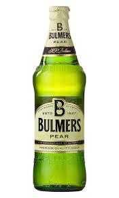 KRIAUŠIŲ SIDRAS BULMERS PEAR, 4,5% tūrio, 0,568 l