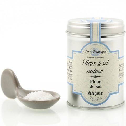 Fleur De Sel druska TERRE EXOTIQUE, 90g