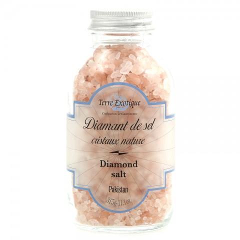 Pakistano rožinės druskos kristalai TERRE EXOTIQUE, 315g