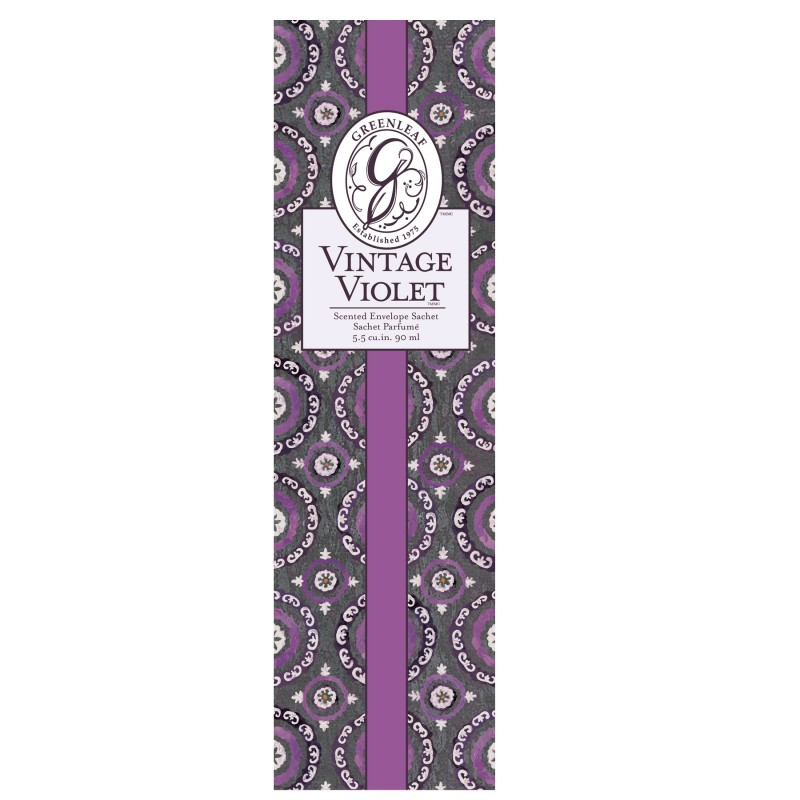 GREANLEAF Vintage Violet, vidutiniai sausi kvapai 90 ml