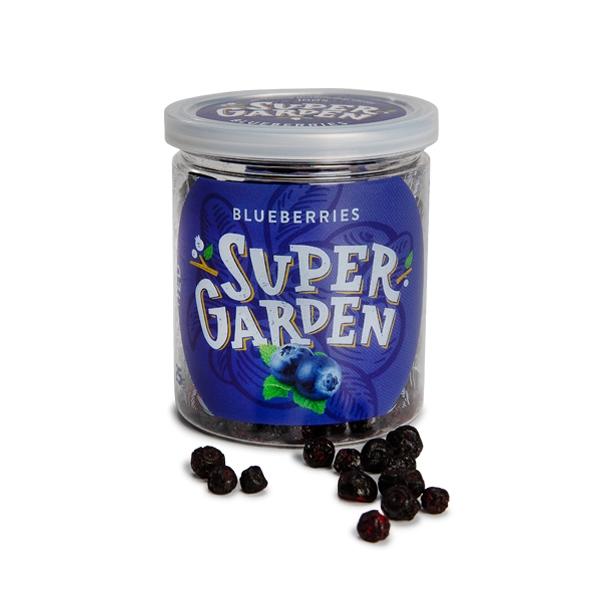 Liofilizuotos mėlynės SUPER GARDEN 25g