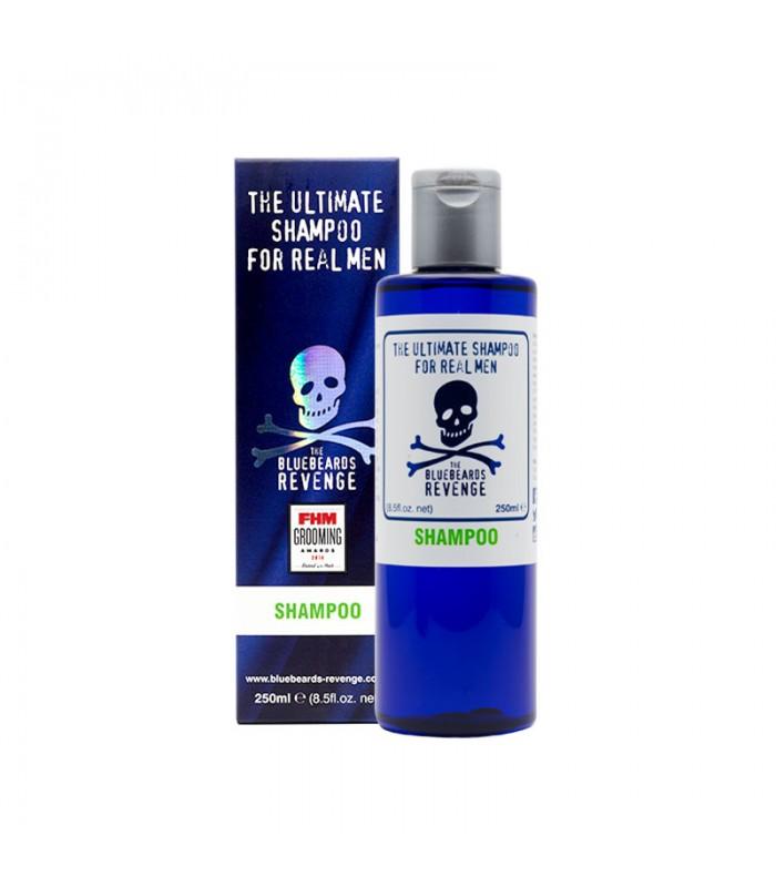KONCENTRUOTAS šampūnas vyrams, The Bluebeards Revenge, 250 ml