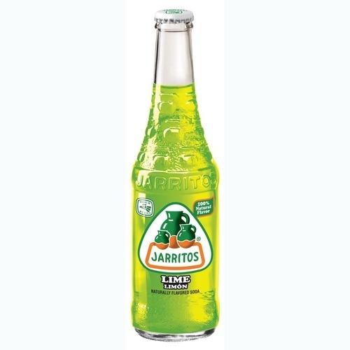Laimų gėrimas Jarritos,370ml