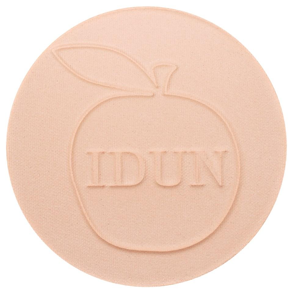 Kompaktinė pudra matinė IDUN MINERALS Ljuvlig, 3,5 g