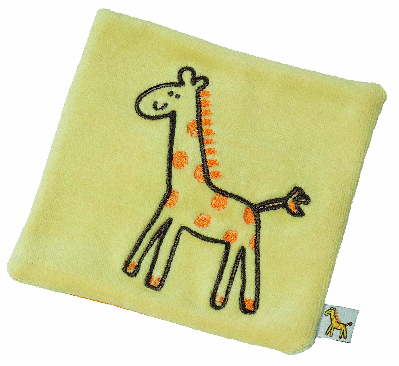 Šildyklė RAPSŲ SĖKLŲ UŽPILDU, 15×15 cm, Žirafa, nuo 6+ mėn., Fashy (6336)