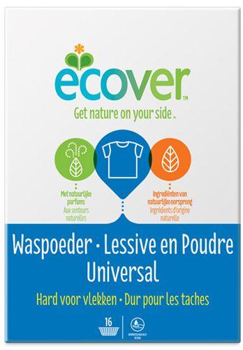 ECOVER Universalūs skalbimo milteliai, 1,2 kg