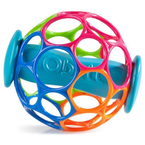 Klasikinis, plaukiojantis žaisliukas OBALL mažyliams nuo 6 mėn. (10246)