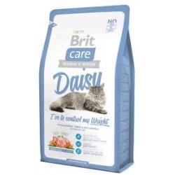 Hipoalerginis ėdalas katėms BRIT CARE Light, su kalakutiena ir ryžiais, 2kg