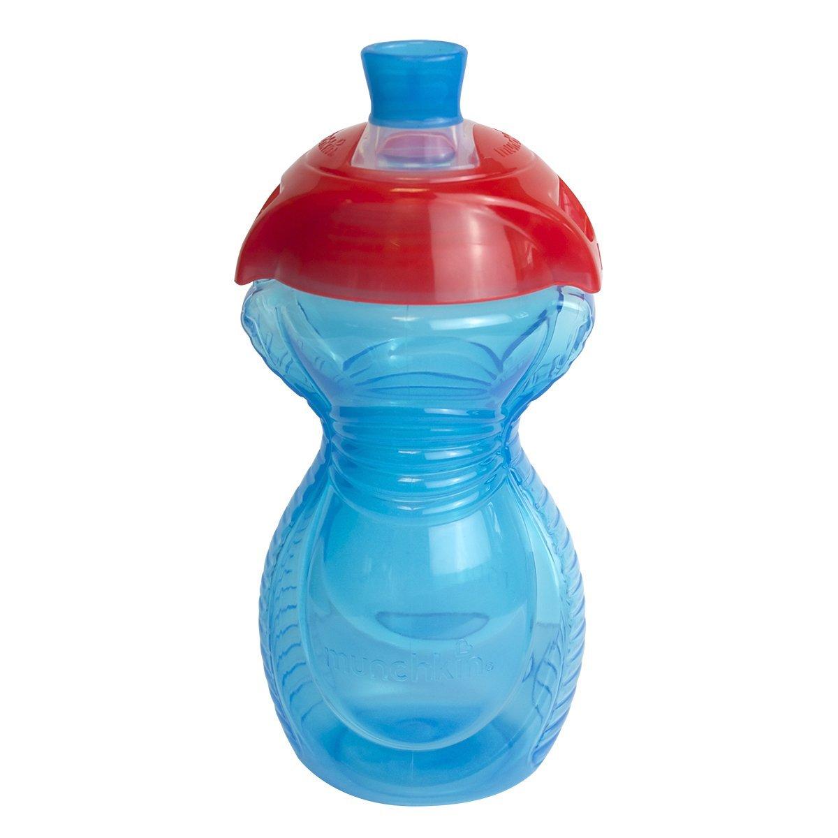 Mokomoji gertuvė MUNCHKIN Click Lock vaikams nuo 9 mėn., 296 ml (012292)
