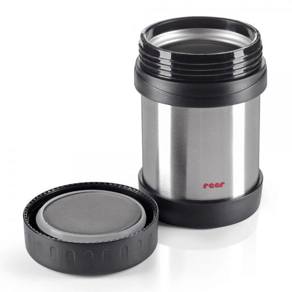 REER Nerūdijančio plieno termosas maistui 350 ml. (90400)