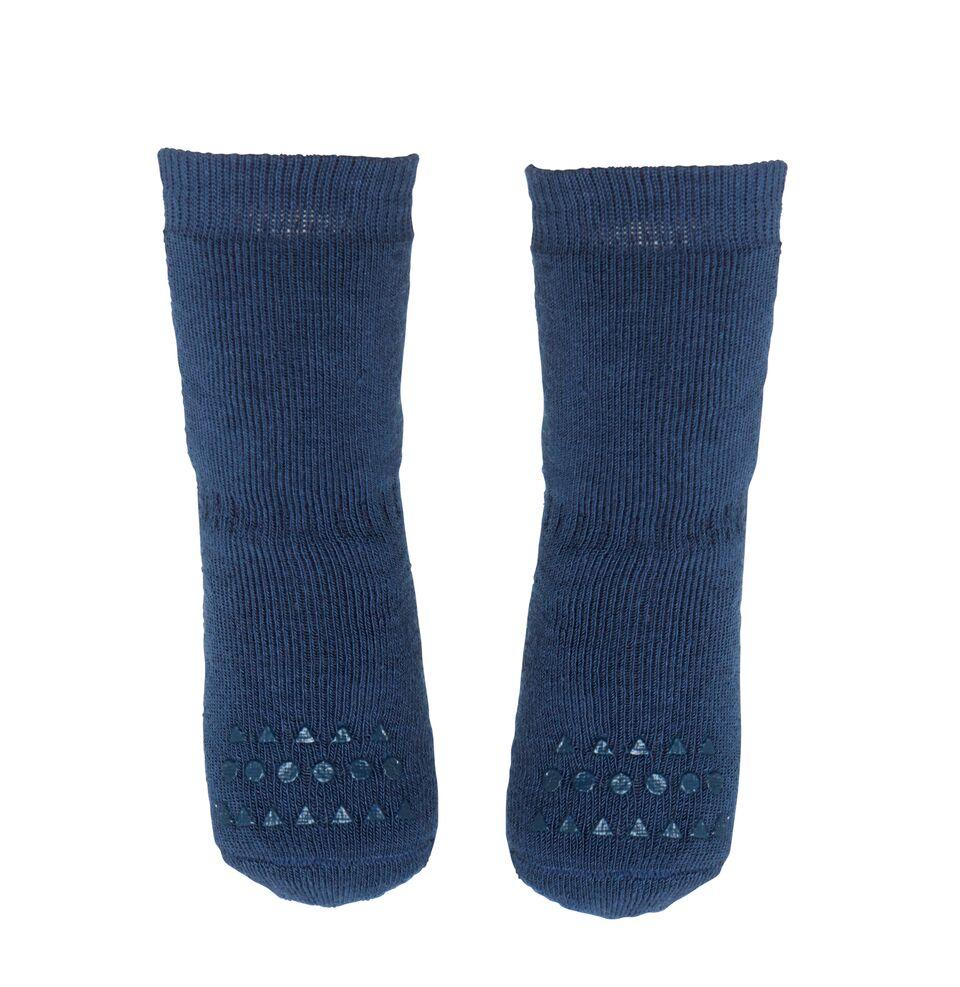 Mėlynos kojinaitės GOBABYGO 3-4 metų vaikams