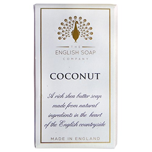 Muilas THE ENGLISH SOAP COMPANY Pure Indulgence Coconut, 200 g