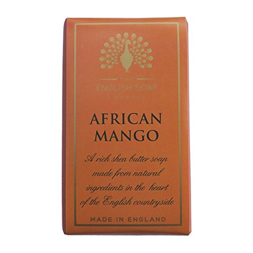 Muilas THE ENGLISH SOAP COMPANY Pure Indulgence African Mango, 200 g