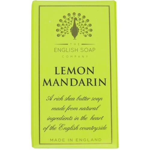 Muilas THE ENGLISH SOAP COMPANY Pure Indulgence Lemon&Mandarin, 200 g