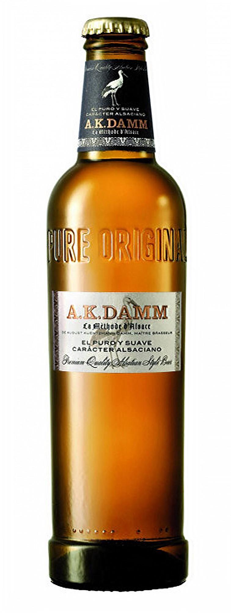 Alus A.K. DAMM, 0,33ml