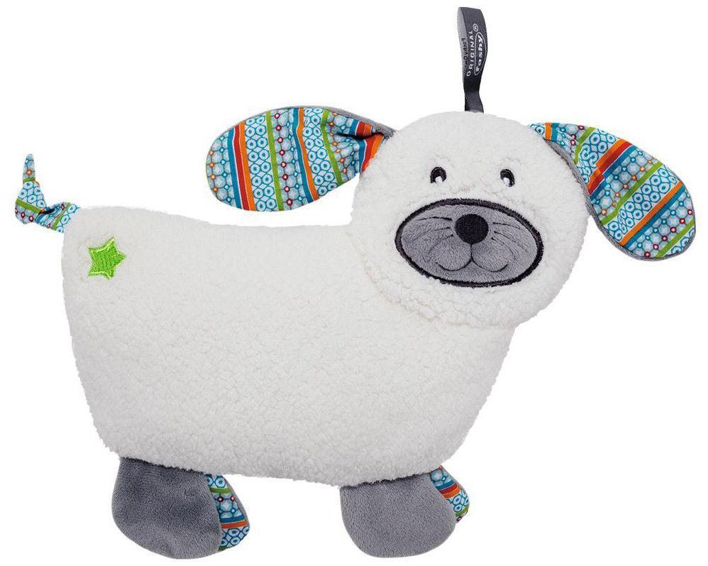 Šildyklė šuniukas FASHY Dodo su rapsų sėklų užpildu, 22 x 20 cm (63020)