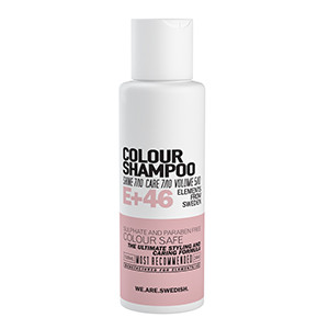 Dažytų plaukų šampūnas E+46, 300 ml