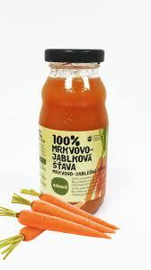 Morkų ir obuolių sultys ZDRAVO, 200 ml