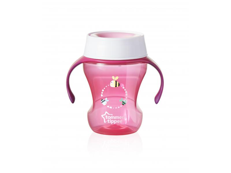 Mokomasis puodelis TOMMEE TIPPEE 360° kūdikiams nuo 6 mėn. (447035TT)