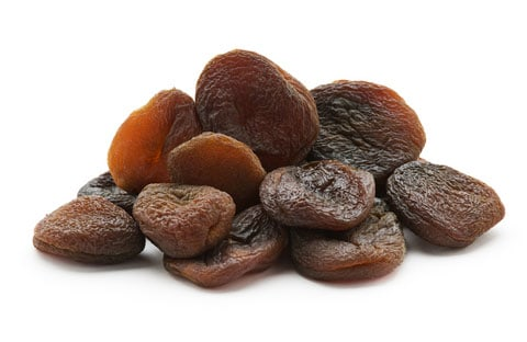 Ekologiški džiovinti abrikosai