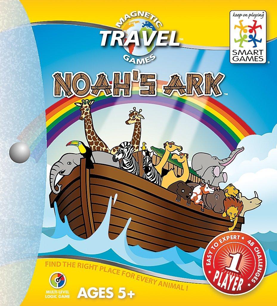 Loginis žaidimas SMART GAMES Noah's Ark vaikams nuo 6 metų (SGT 240)