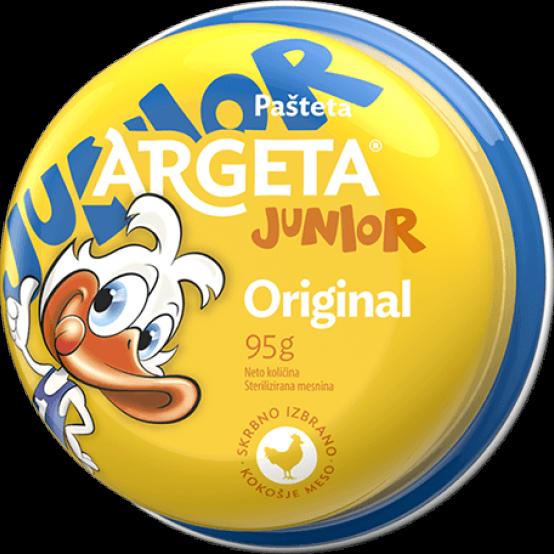 ARGETA Junior vištienos paštetas, 95 g