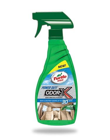 Kvapus pašalinanti priemonė Turtle Wax su ODOR-X technologija 500ml