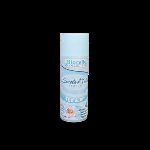 Hipoalerginis gaminių ir oro gaiviklis, Talko mineralo kvapo Bioxelle, 400 ml