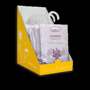 Aromatizuotas pakelis, Levandos kvapo HygienFresh, 13 gr.