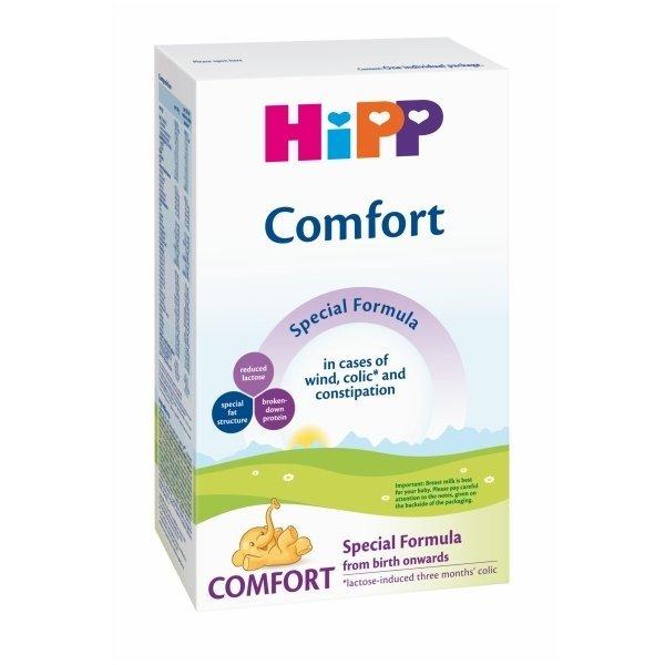 Specialios paskirties pradinis ir tolesnio maitinimo mišinys HIPP COMFORT, 300 g