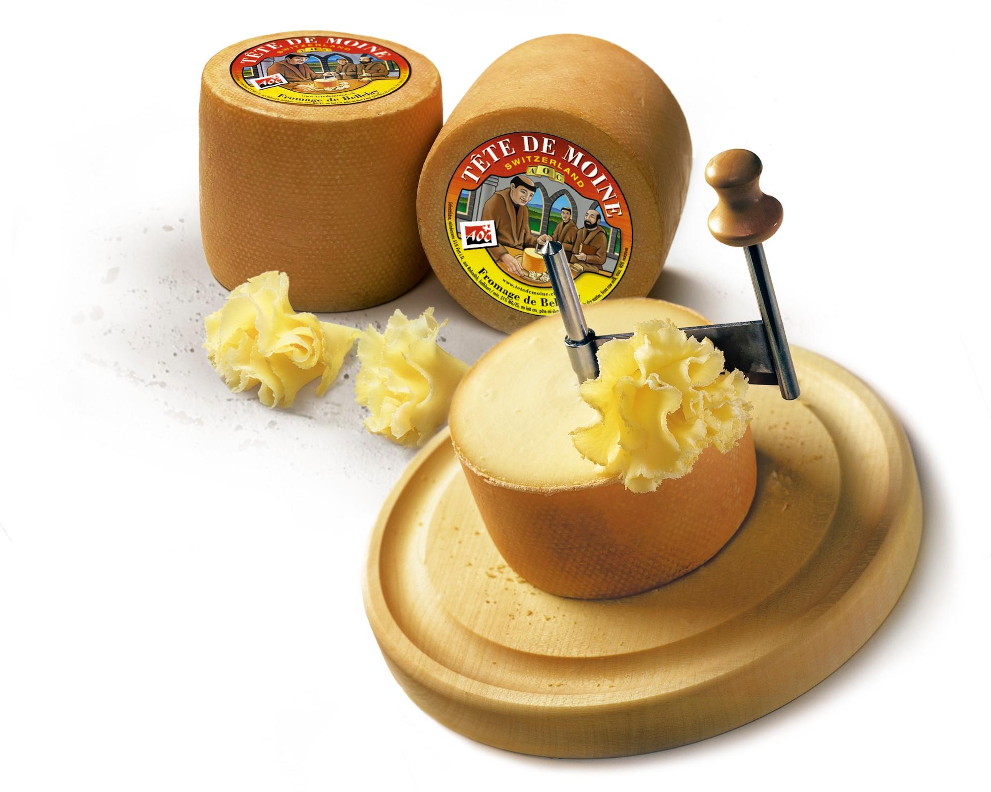 Sūris TETE DE MOINE 51%