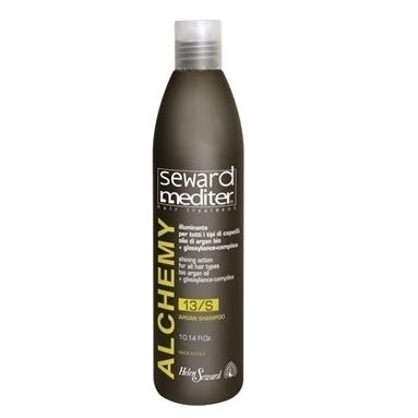 Blizgesio suteikiantis šampūnas Seward Mediter su arganų aliejumi, 75ml