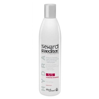 Intensyvus drėkinamasis šampūnas Seward Mediter dažytiems plaukams, 75ml