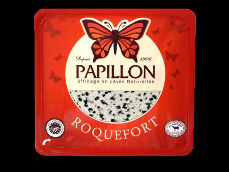 Sūris Roquefort 52% PAPILLON, 100g