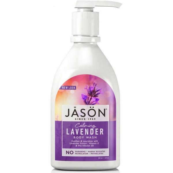 Dušo gelis JASON levandų kvapo, 887 ml