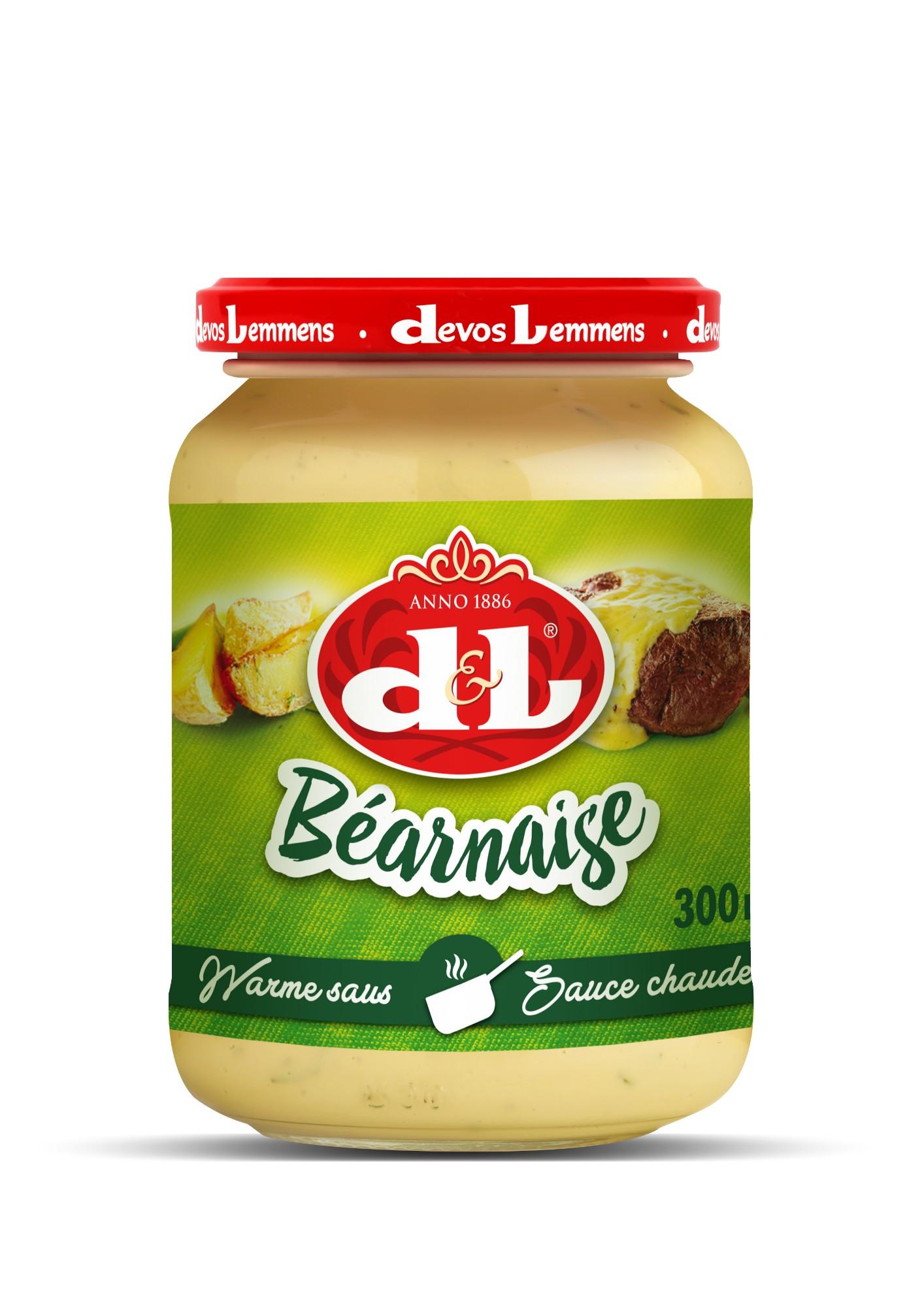 """Padažas """"Bearnaise"""", pašildomas, D&L, 300ml"""