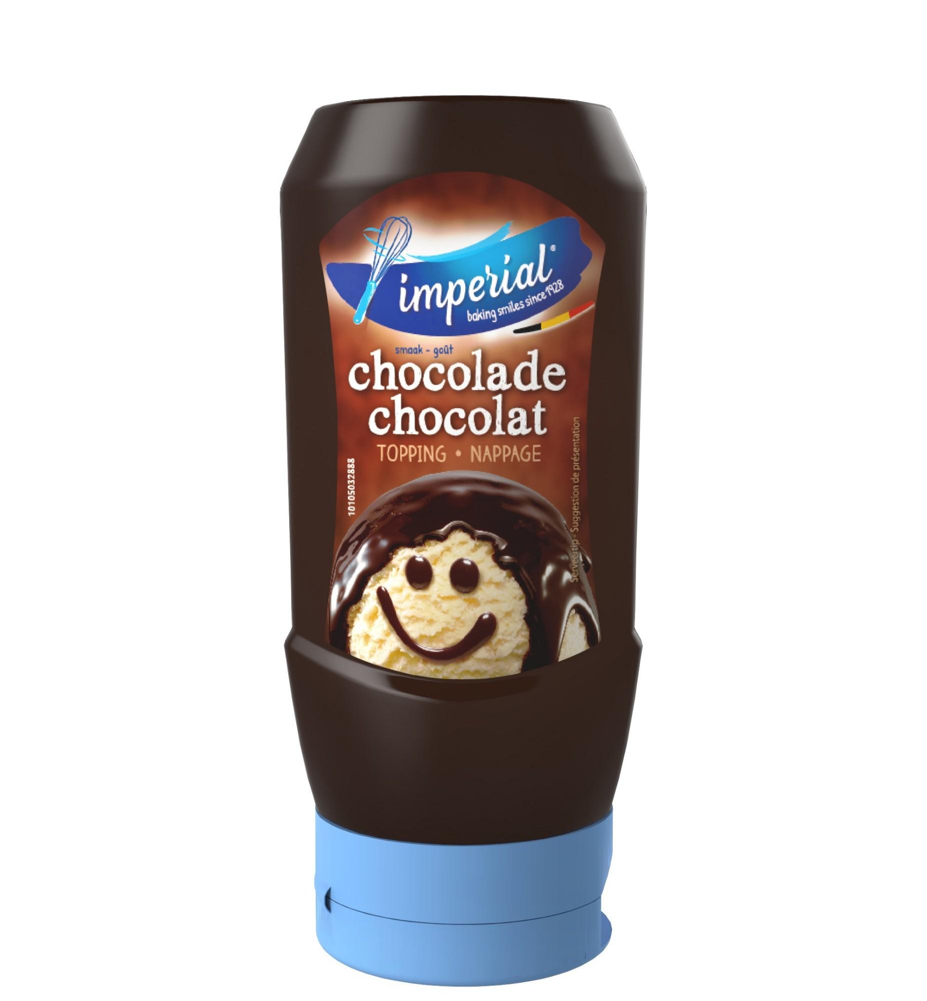 Desertinis šokolado skonio padažas, IMPERIAL, 290ml