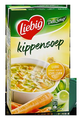 Vištienos sriuba, LIEBIG, 1L
