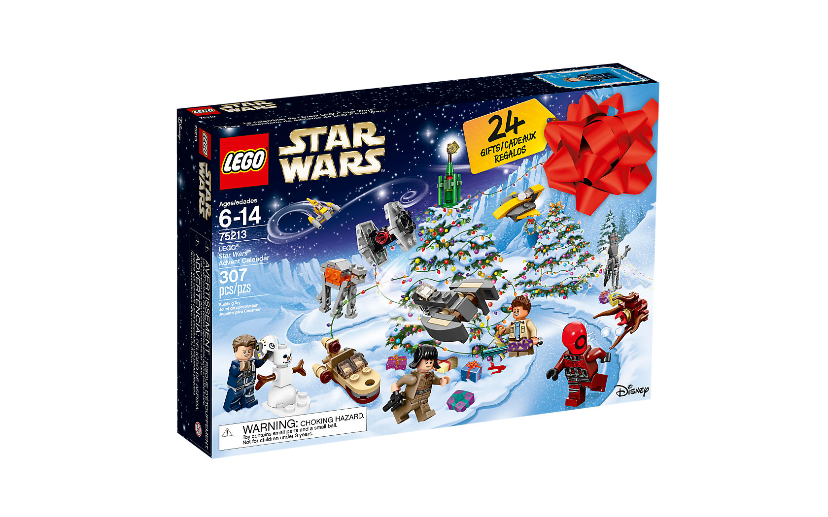 Advento kalendorius LEGO Star Wars™ (75213)