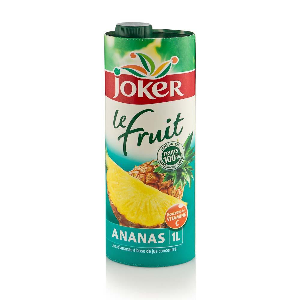 Ananasų sultys JOKER 100% 1L