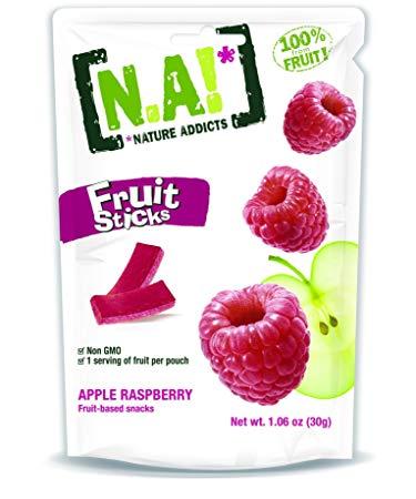 Vaisinės juostelės NATURE ADDICTS, 40 g