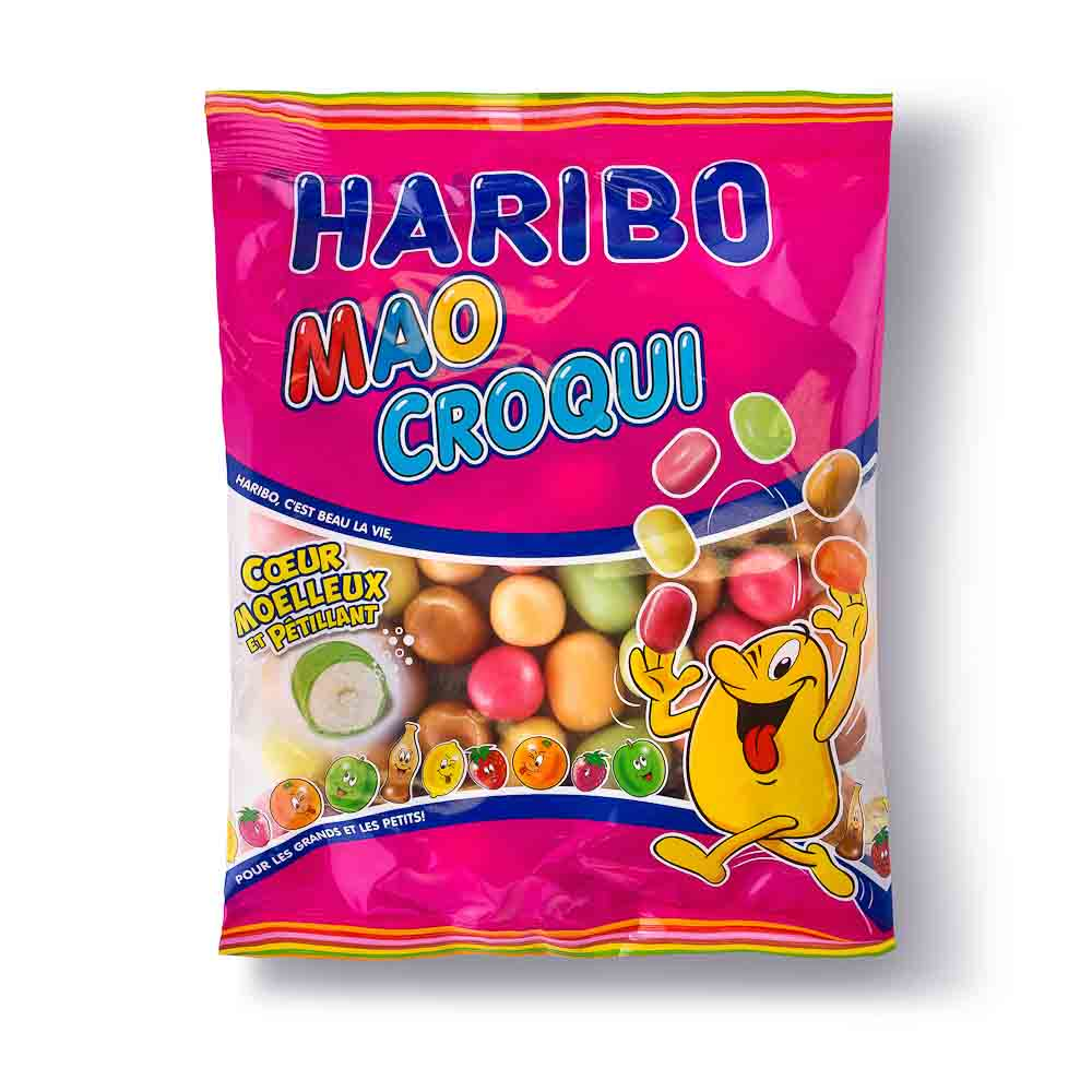 Saldainiai HARIBO Mao croqui, 250 g